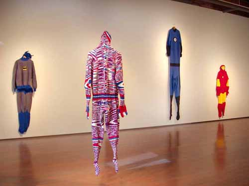 Costumes, Mark Newport, 2004