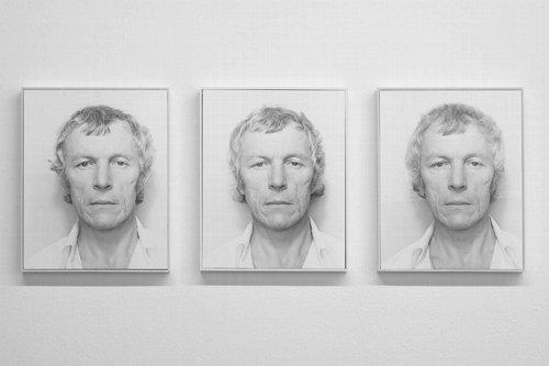 Portraits - Roman Opalka