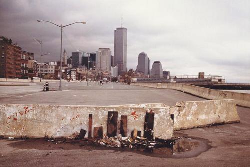L'île dans l'île, Gabriel Orozco, photographie, 1993