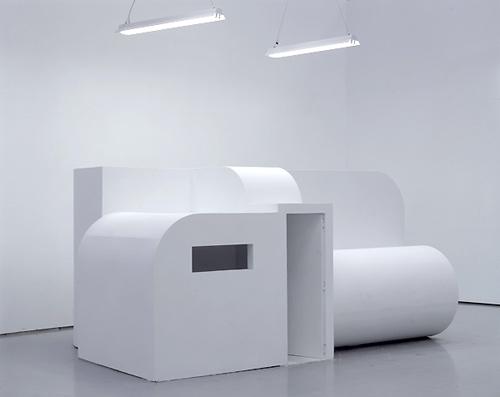 Absalon, Cellule n° 3, 1992, Musée d'art moderne de Saint-Etienne-Métropole