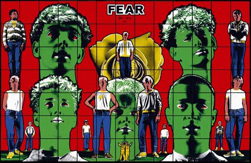 Fear, Gilbert & George, 1984