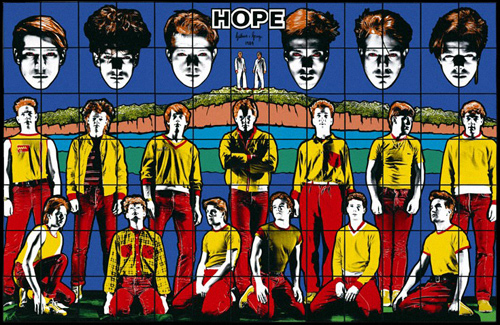 Hope, Gilbert & George, 1984