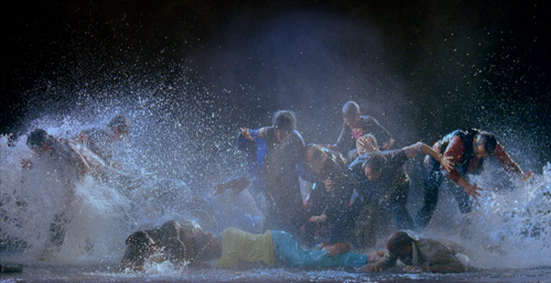 The Raft, Bill Viola, 2004